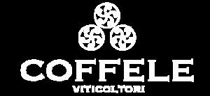 Logo Coffele bianco